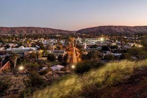 Autorent Alice Springs, Austraalia
