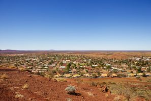 Autorent Newman, Austraalia