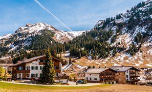 Autorent Lech Am Arlberg, Austria