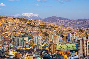 Autorent La Paz, Boliivia