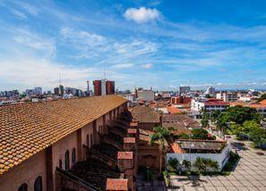Autorent Santa Cruz, Boliivia