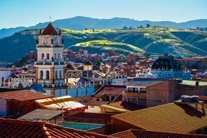 Autorent Sucre, Boliivia