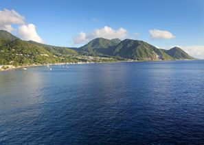 Autorent Canefield, Dominica