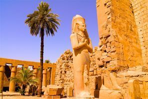 Autorent Luxor, Egiptus