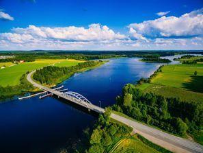 Autorent Iisalmi linn, Soome