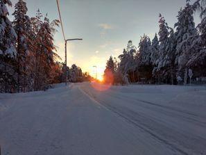 Autorent Pello, Soome