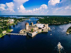 Autorent Savonlinna, Soome