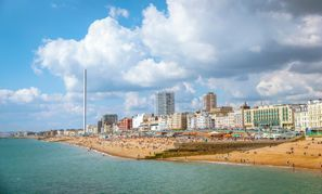 Autorent Brighton, Suurbritannia