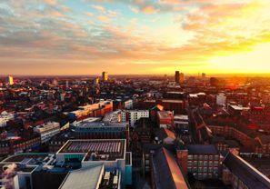 Autorent Leicester, Suurbritannia