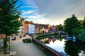 Autorent Norwich, Suurbritannia
