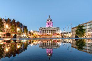 Autorent Nottingham, Suurbritannia