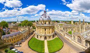 Autorent Oxford, Suurbritannia