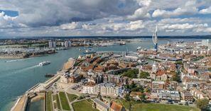 Autorent Portsmouth, Suurbritannia