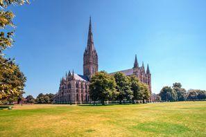 Autorent Salisbury, Suurbritannia