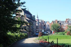 Autorent Shrewsbury, Suurbritannia
