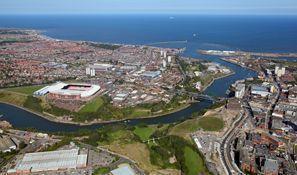 Autorent Sunderland, Suurbritannia