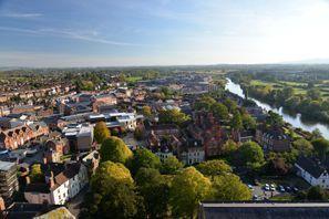 Autorent Worcester, Suurbritannia