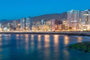 Autorent Antofagasta, Tšiili
