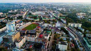 Autorent Mogilev, Valgevene